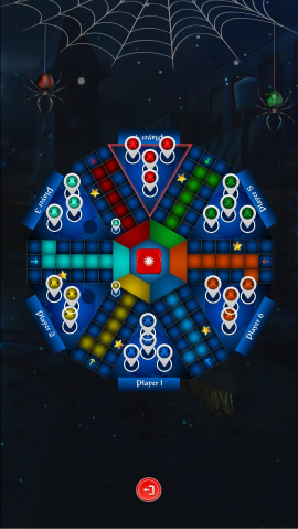 ludo game connect page image