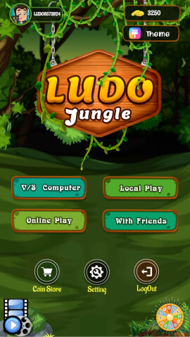 ludo game purchase options image